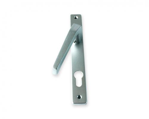 门把手回弹复位结构的制作方法
